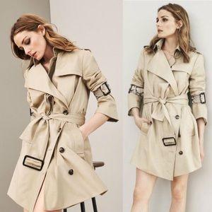 Banana Republic x Olivia Palermo trench coat